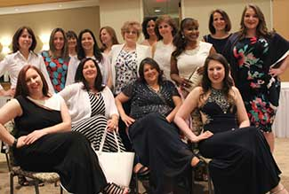 Fashionable fun as RBA women model Lord & Taylor's designer dreamwear